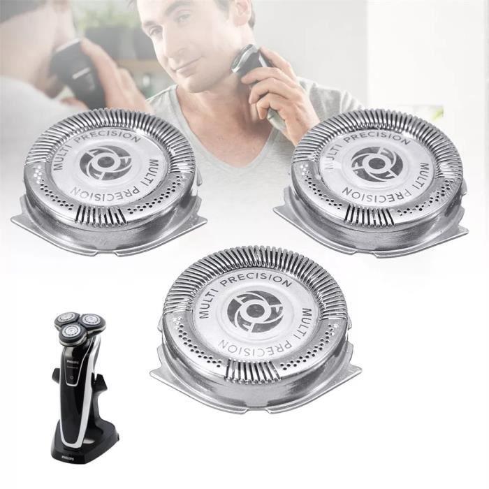 Remplacement du rasoir 3 pièces pour rasoir Philip Series 5000 SH50 51 52 HQ8 COFFRET PRODUITS HYGIENE CORPS ET VISAGE_LR003
