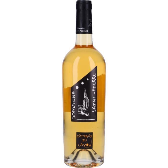 Vin Blanc - Coteaux du Layon - Domaine Saint-Pierre 2017 - Bouteille 75cl