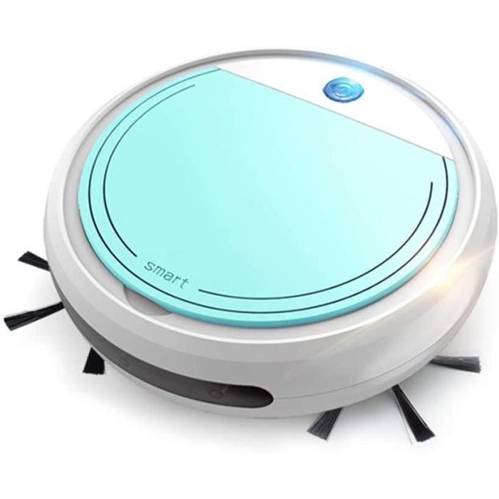 ASPIRATEUR BALAI Noband JSFGFSDH Robot aspirateur forte aspiration automatique deacutetecte les poils danimaux549