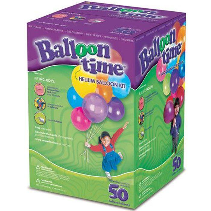 Bouteille Hélium Jetable 50 ballons