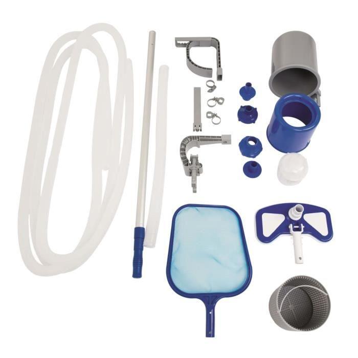 Bestway Kit d'entretien de piscine Flowclear Deluxe 58237