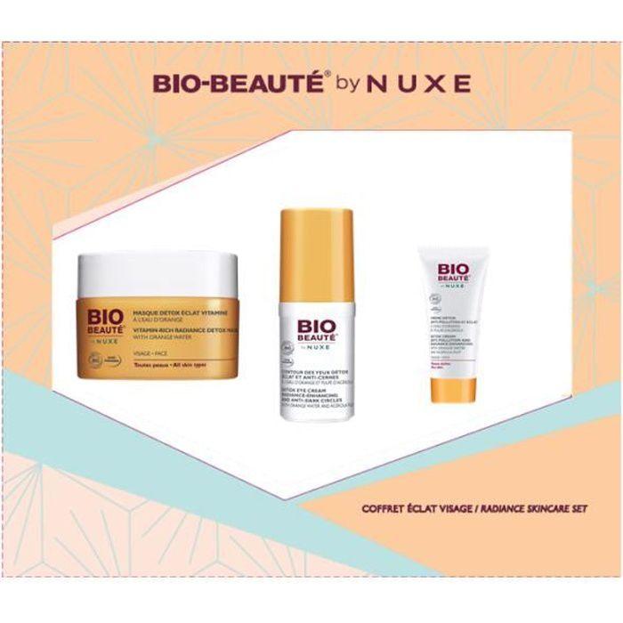 Bio Beauté By Nuxe Coffret Visage 2018