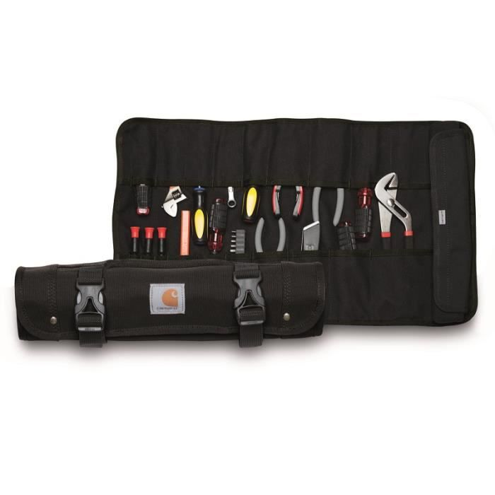 Rouleau pour outils solide et léger noir TU CARHARTT S1100822001 Unique Noir