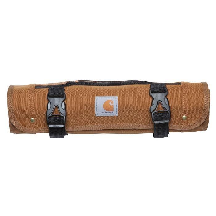 Carhartt Legacy Tool Roll Trousse à outils à rouler taille unique ® Brown - .100822.211.S000