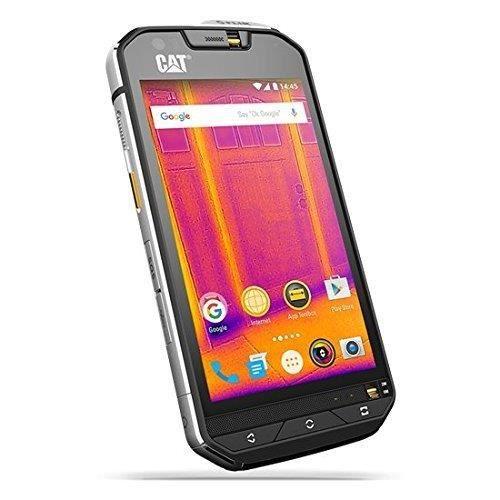 Cat S60 Outdoor Smartphone 119 cm 47 Flir Chaleur Appareil Photo intégré Double SIM 13 Mpx mémoire 32 Go 3 Go RAM