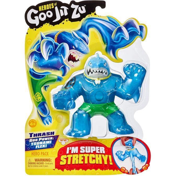 Héros de Goo Jit Zu Héros Pack - Figurine