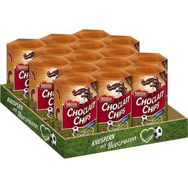 Nestlé Choclait Chips Classic 15 x 115g