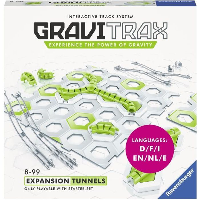 GraviTrax Set d'extension Tunnels