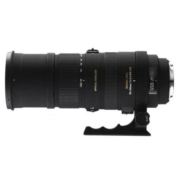 Sigma APO 150-500mm F5-6.3 DG OS HSM (Sony)