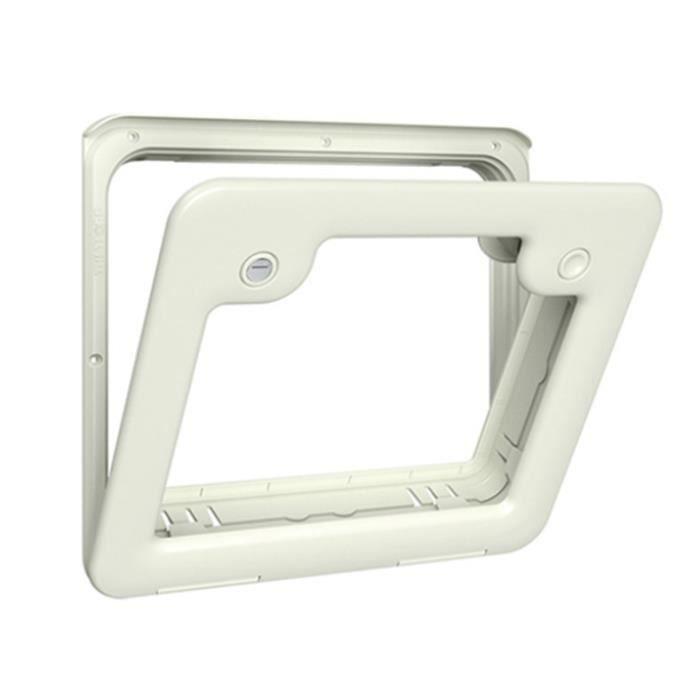 THETFORD Portillon plastique - Version 3 - Blanc