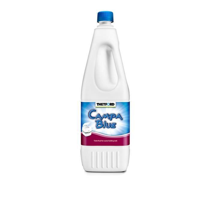 Additif WC chimique Campa Blue 2l - THETFORD