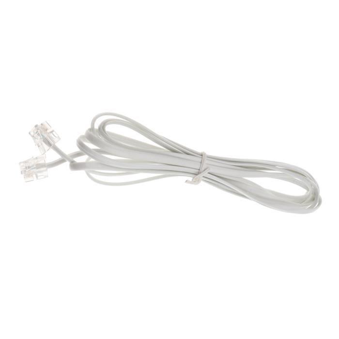 TELEPHONE FIXE - PACK TELEPHONES Fil de téléphone 1 pièce Pookso1