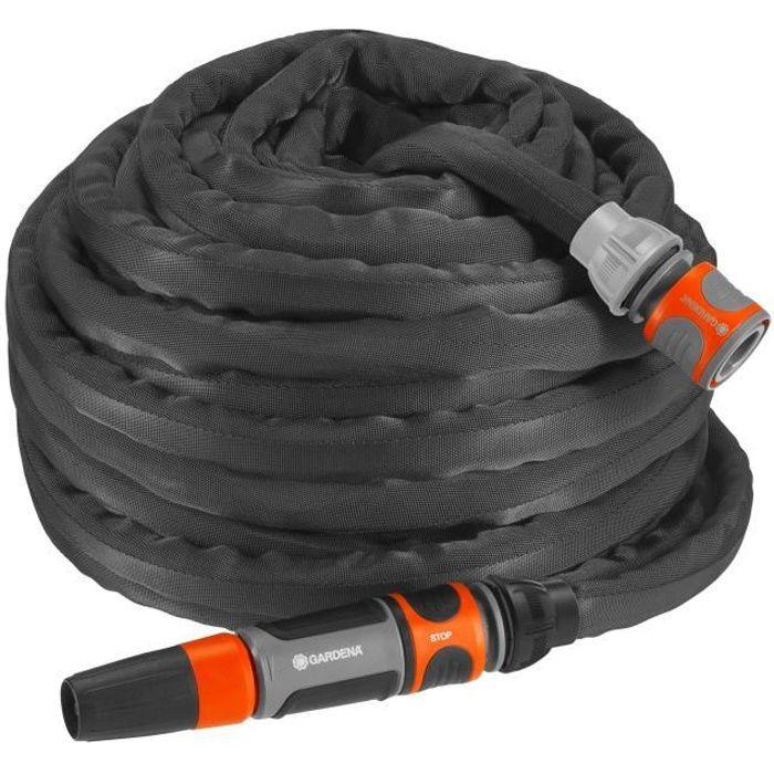 10 m orange Protection de c/âble spirale 3 tailles Couleur r/ésistante aux UV