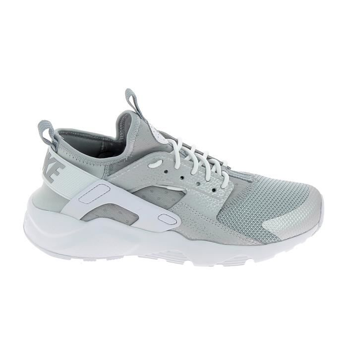 NIKE Air Huarache Run Ultra Jr Gris Metal 847569 012 Gris