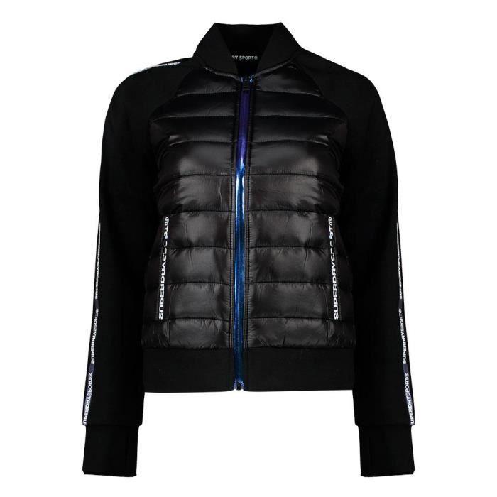 BLOUSON Vêtements femme Vestes Superdry Core Gym Tech Hybr