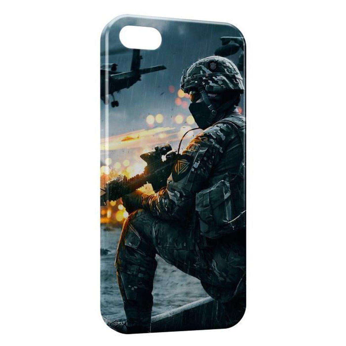 coque iphone 12 battlefield 4