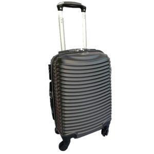 VALISE - BAGAGE TROLLEY CABINE RUBAN POIGNÉE ALKA TRAVEL 'CABINE T