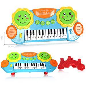 CONSOLE ÉDUCATIVE 37-clé jouet clavier piano instrument de musique é