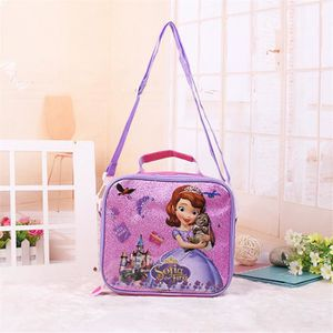 sac creative refroidisseur mignon mod le de dessin anim de glace princess sofia. Black Bedroom Furniture Sets. Home Design Ideas