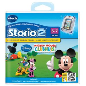 TABLETTE ENFANT Informatique - Multimédia VTech Storio 2 Jeu Micke