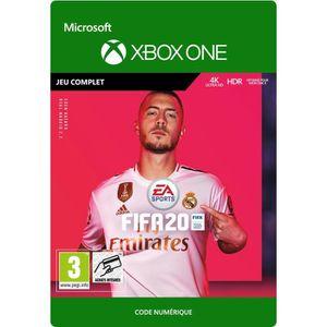 JEU XBOX ONE À TÉLÉCHARGER FIFA 20 Jeu Xbox One à Télécharger