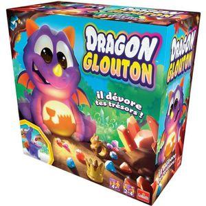 JEU SOCIÉTÉ - PLATEAU Goliath - Dragon Glouton - Jeu d'enfants