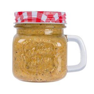 BEURRE DE CACAHUÈTE Nourriture pour oiseaux beurre de cacahuète dans u