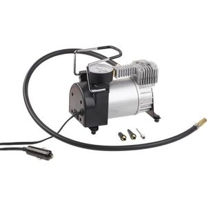 COMPRESSEUR AUTO Mini compresseur 12 V / 10 bar avec manomètre – 35