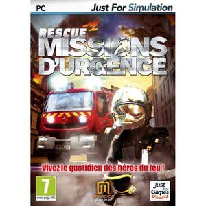JEU PC Rescue Mission d'urgence