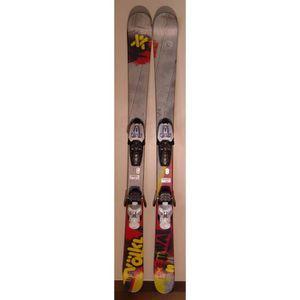 SKI Ski parabolique Junior VOLKL Wall