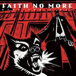 VINYLE HARD ROCK FAITH NO MORE King For A Day - 33 Tours - 180 gram