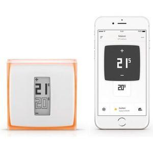 NETATMO Thermostat connecté Netatmo by Starck NTH01-FR-EC