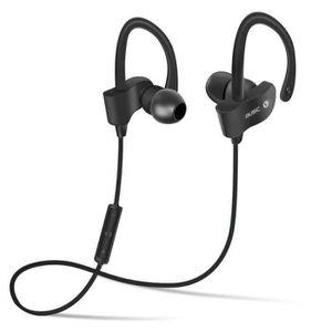 OREILLETTE BLUETOOTH Ecouteurs intra-auriculaires V4.1 Sports Course à