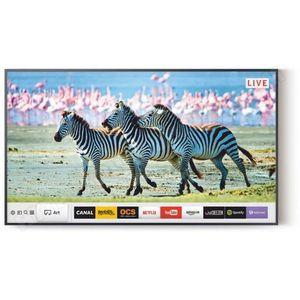 Téléviseur LED TV Samsung The Frame UE43LS003AUXXC UHD 4K