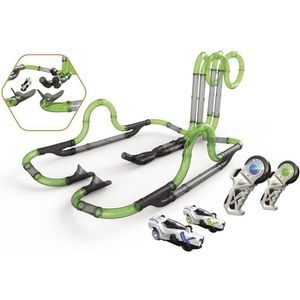 VÉHICULE CIRCUIT EXOST LOOP Twin Tower Racing Set - Circuit looping