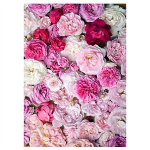 FOND DE STUDIO Fleur Photo Studio fond tissu 3D Floral photograph