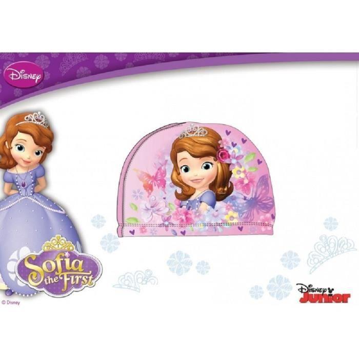 Bonnet de Bain Princesse Sofia Disney