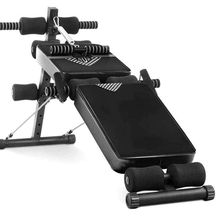 BANC DE MUSCULATION Pliable Appareil Musculation Domicile Banc Musculation,Fitness Banc D'entra&icircnement,Banc Musculation,791