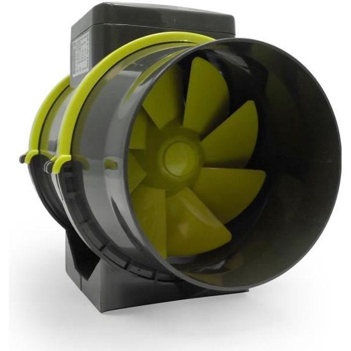 Extracteur TT MAX 125 - 2 vitesses - Garden HIGHPRO