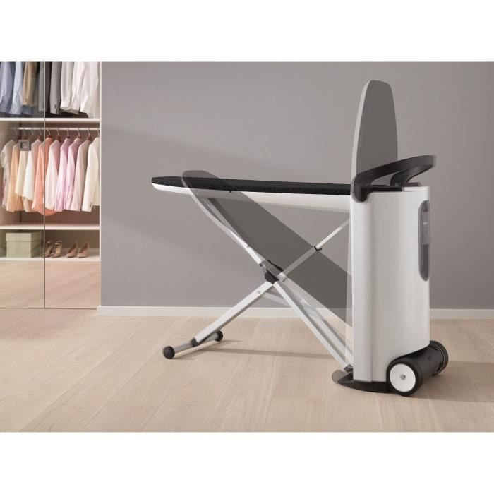 MIELE Centre de repassage Fashion Master B 3312 - 3,5 bars - 2200 W - 1,25 L - Gris