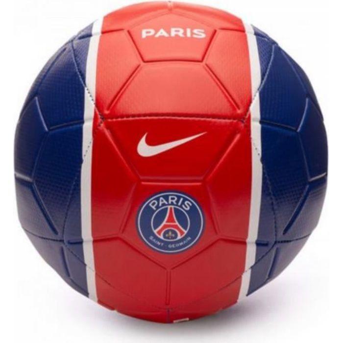Ballon de Football Nike PSG Paris Saint-Germain Bleu Blanc et Rouge Taille 5