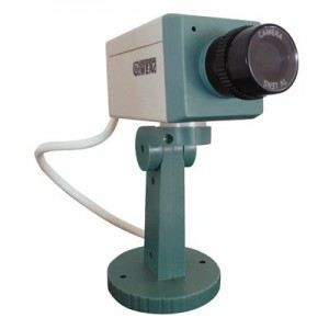 CAMÉRA FACTICE Caméra factice motorisée