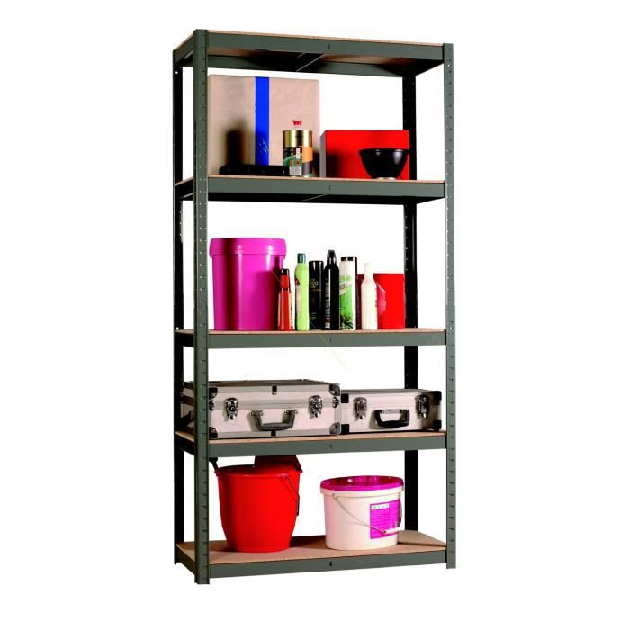 etagere pour garage pas cher. Black Bedroom Furniture Sets. Home Design Ideas