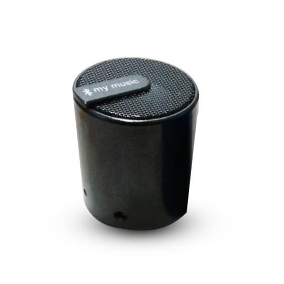 mini enceinte nomade bluetooth free music black prix pas cher cdiscount. Black Bedroom Furniture Sets. Home Design Ideas