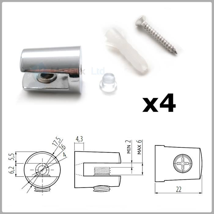 Electrolux Group Plaque Fixation Pince