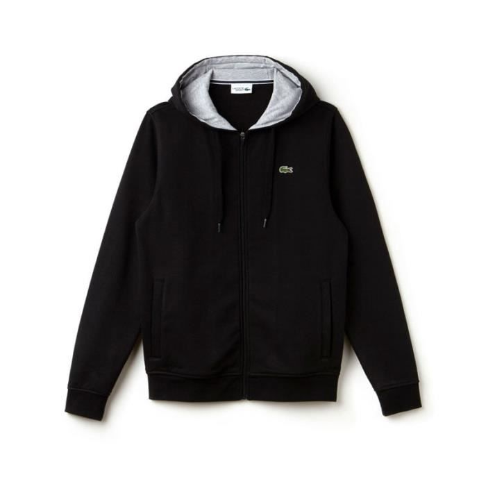 sweatshirt lacoste pas cher