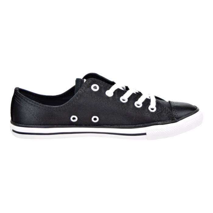 chaussures femme converse chuck taylor all star dainty ox