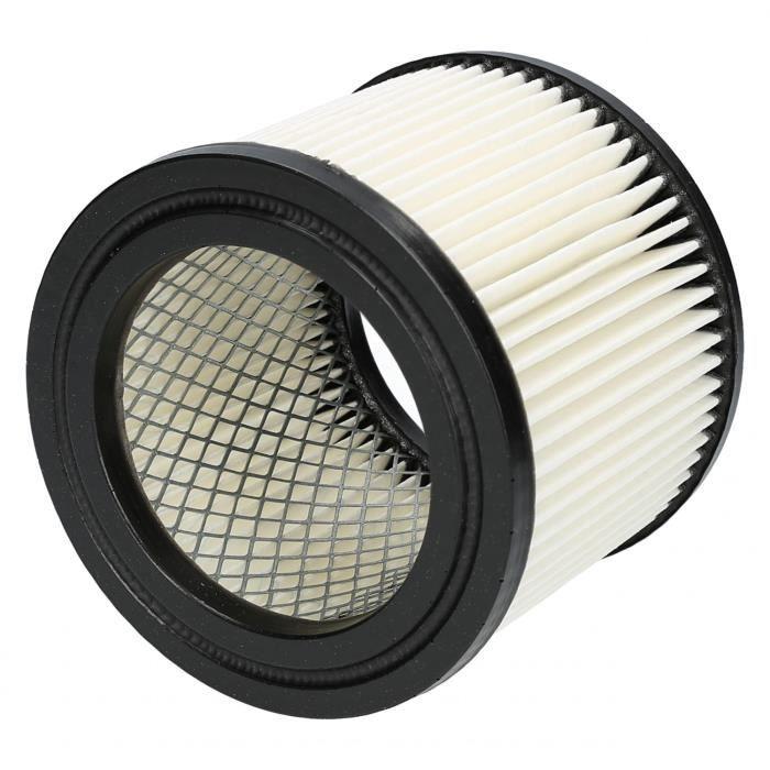 Pour usage sec Wessper Cartouche filtrante pour aspirateur Lavor VAC 20 L