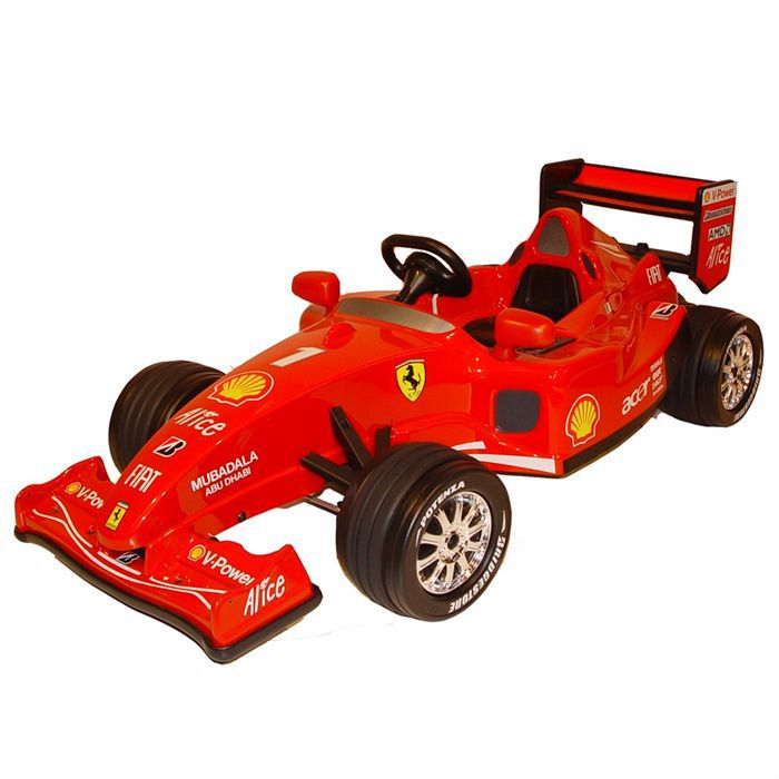 toys toys ferrari f1 electrique achat vente voiture enfant cdiscount. Black Bedroom Furniture Sets. Home Design Ideas