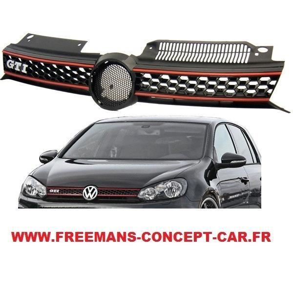 calandre vw golf 6 look gti achat vente kit carrosserie calandre vw golf 6 look gti cdiscount. Black Bedroom Furniture Sets. Home Design Ideas